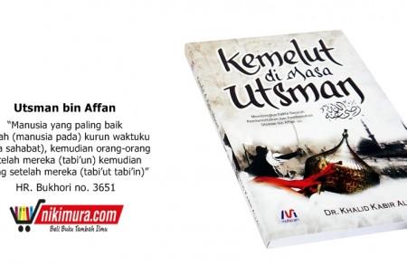 Buku Islam Kemelut Di Masa Utsman (Multazam)