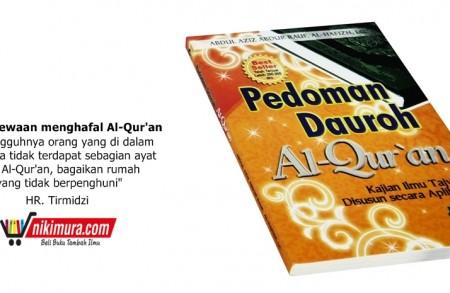 Buku Islam Pedoman Dauroh Al-Qur'an