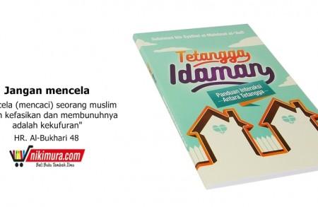 Buku Islam Tetangga Idaman