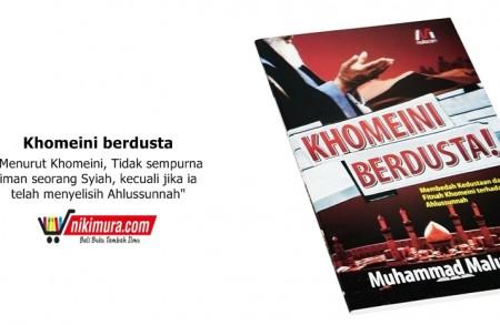 Buku Khomeini Berdusta