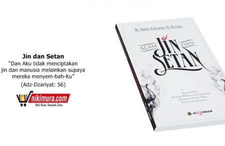 Buku Islam Alam Jin Dan Setan