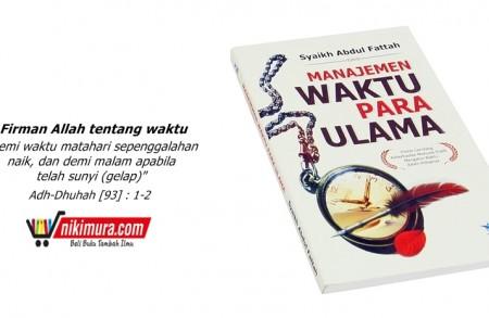 Buku Islam Manajemen Waktu Para Ulama