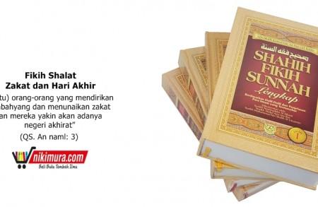 Buku Islam Shahih Fikih Sunnah