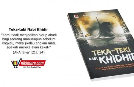 Buku Islam Teka-Teki Nabi Khidir