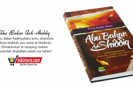 Buku Islam Abu Bakar Ash-Shiddiq