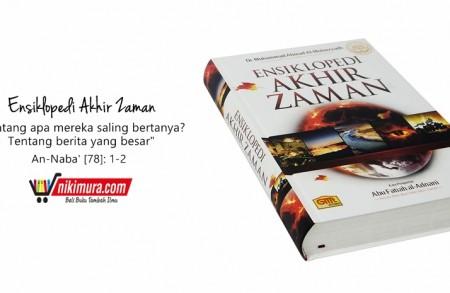 Buku Islam Enksiklopedi Akhir Zaman