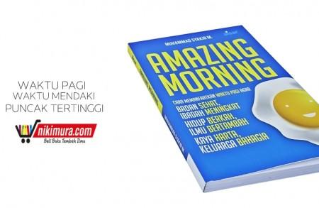 Buku Islam Amazing Morning