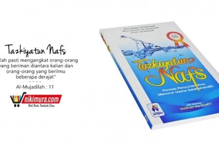 Buku Islam Tazkiyatun Nafs (Pustaka Arafah)