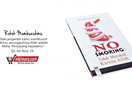 Buku Islam Tidak Merokok Karena Allah