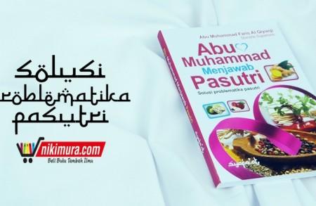 Buku Islam Abu Muhammad Menjawab Pasutri (Syafaat)