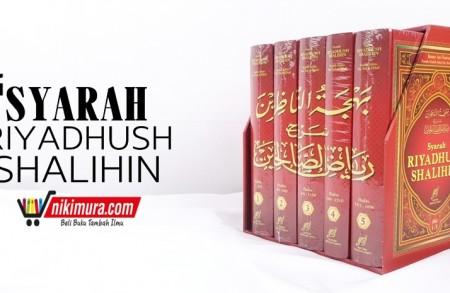 Buku Islam Paket Syarah Riyadhus Shalihin