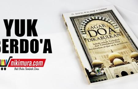 Buku Islam Agar Doa Dikabulkan (Darul Haq)
