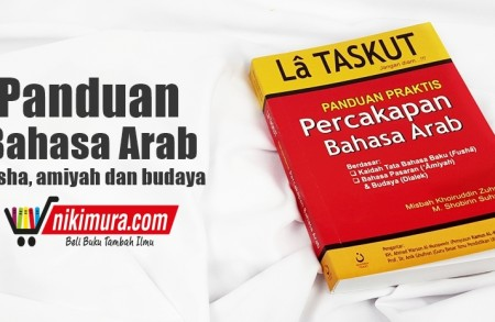 Buku Islam Panduan Praktis Percakapan Bahasa Arab