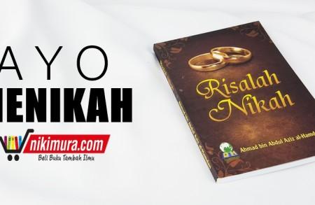 Buku Islam Risalah Nikah