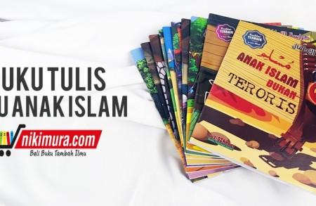 Buku Menulis Anak Islam