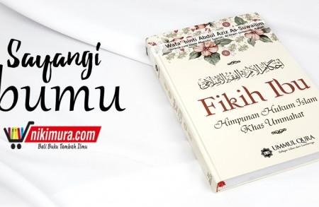 Buku Islam Fikih Ibu