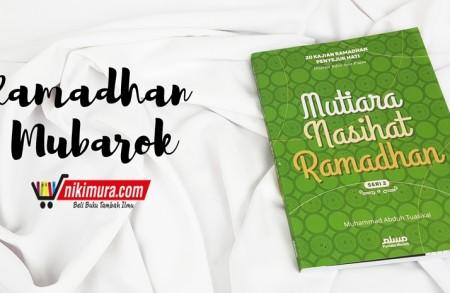 Buku Mutiara Nasihat Ramadhan Seri 2