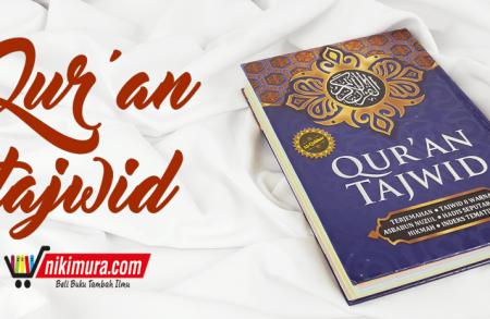 Qur'an Tajwid Lengkap