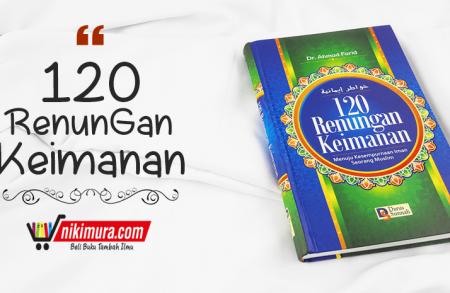 Buku Islam 120 Renungan Keimanan