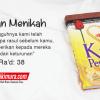 Buku Islam Kado Pernikahan