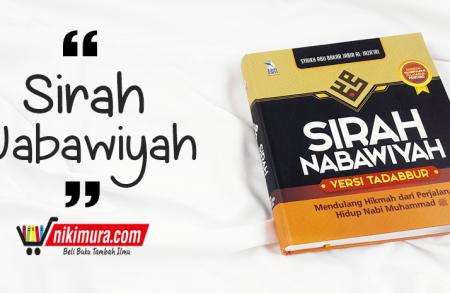 Buku Islam Sirah Nabawiyah Versi Tadabbur