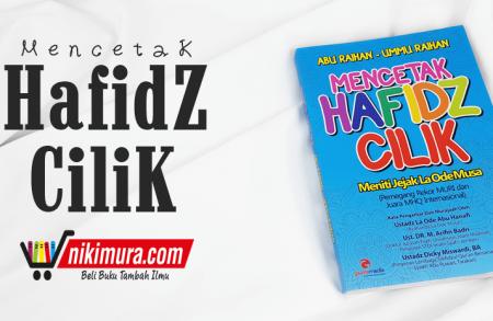 Buku Islam Mencetak Hafidz Cilik