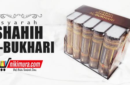 Buku Islam Syarah Hadits Al-Bukhari 5 Jilid