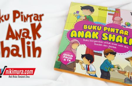 Buku Pintar Anak Shalih