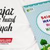 Buku Belajar Menulis Huruf Hijaiyah