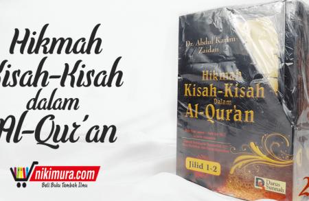 Buku Hikmah Kisah Dalam Al-Qur'an (Darussunnah)