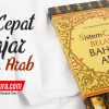 Buku Sistem Cepat Belajar Bahasa Arab (Media Hidayah)