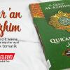 Al-qur'an Al-Azhiim Maghfirah