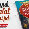 Buku 27 Keutamaan Shalat Berjama'ah Di Masjid
