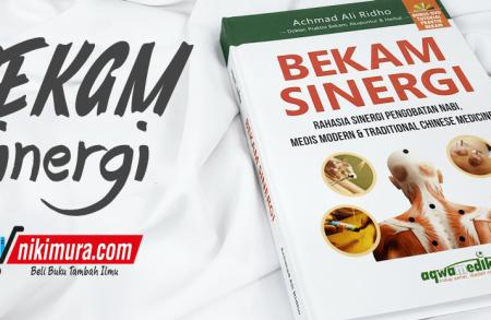 Buku Bekam Sinergi
