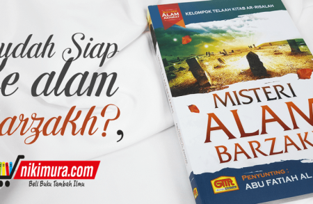 Buku Misteri Alam Barzakh