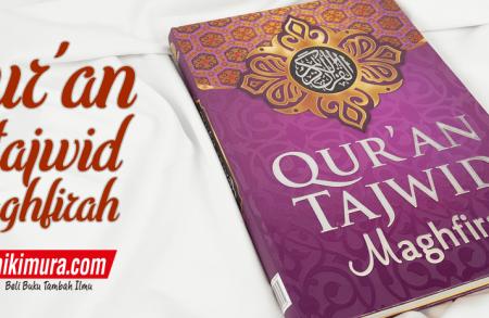 Qur'an Tajwid Maghfirah