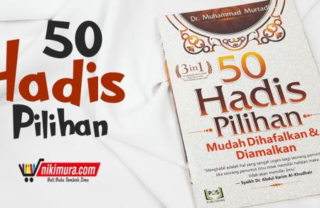 Buku 50 Hadits Pilihan (PQS)