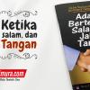 Buku Adab Bertemu, Salam, Dan Jabat Tangan
