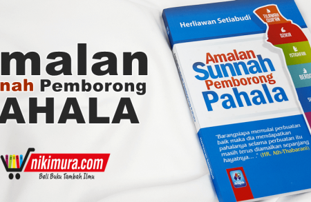 Buku Amalan Sunnah Pemborong Pahala