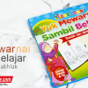 Buku Mewarnai Sambil Belajar