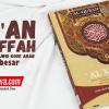 Qur'an Hafalan Al-Kaffah Tafsir Perkata Tajwid Kode Arab Ukuran Besar