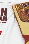 Quran Hafalan Al-Kaffah Tafsir Perkata Tajwid Kode Arab Ukuran Besar