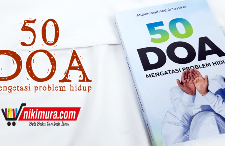 Buku 50 Doa Mengatasi Problem Hidup