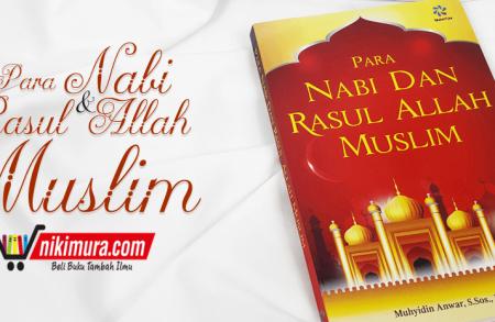 Buku Para Nabi Dan Rasul Allah Muslim
