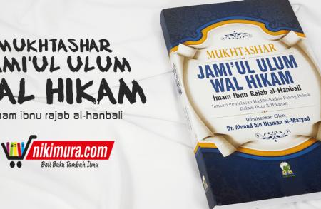 Buku Terjemah Mukhtashar Jami'ul Ulum Wal Hikam