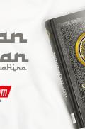 Qur'an Hafalan Al-Mahira Ukuran A6
