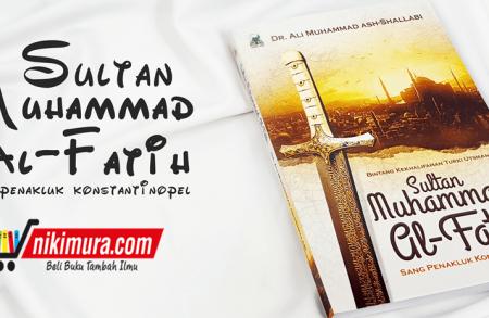 Buku Sultan Muhammad Al-Fatih