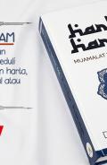 Buku Islam Harta Haram Muamalat Kontemporer New Hard Cover