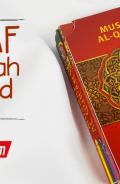 Mushaf Hafalan Nur Jeddah 6 Jilid