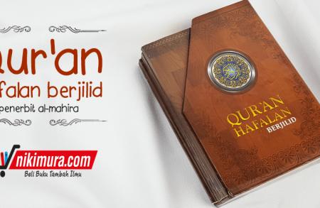 Qur'an Hafalan Berjilid Al-Mahira